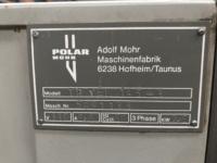 Polar Transomat unloader TR 1 EL-145-3, used Polar Transomat unloader TR 1 EL-145-3