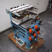 Wohlenberg Hotmelt Glue Spine Unit