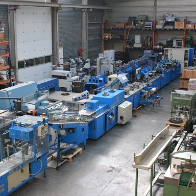 Used Graphic Machines - Bindery Machines Rob-Son Graphics International B.V.