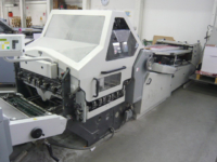 Heidelberg Stahlfolder KD 78 / 6 KTL - Used Bindery Machines - Used Heidelberg Machines