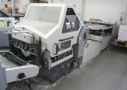 Heidelberg Stahlfolder KD 78 / 6 KTL - Used Bindery Machines - Used Heidelberg Machines