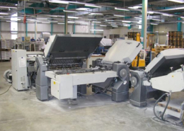 Heidelberg Stahlfolder TH 82 / 442 - Used Bindery Machines Book Binding Machines