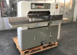 Polar 76 EM Cutter / Guillotine, polar 76 cutting machine, used polar paper cutter,