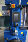 Mosca RO-TR-600-4 strapping machine - used mosca strapping machines - used bindery machines - Rob-Son Graphics International B.V.