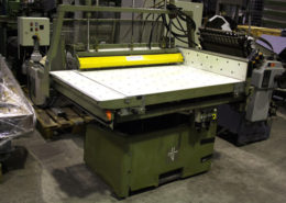 Polar RAB 5 jogger - used polar jogger - used bindery machines - Rob-Son Graphics International BV