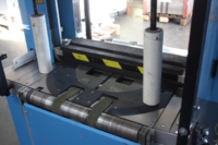 Schneider & Ozga SO 960 strapping machine - used bindery machines - Rob-Son Graphics International B.V.