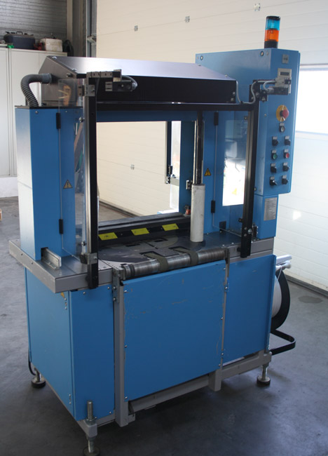 Schneider Amp Ozga So 960 Strapping Machine Rob Son Nl