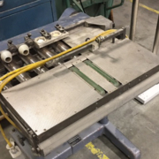Stahl ET 43A - used stahl folding machines - used bindery machines - rob-son graphics international bv