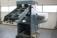 Gassert stacker   used stacker   used bindery machines