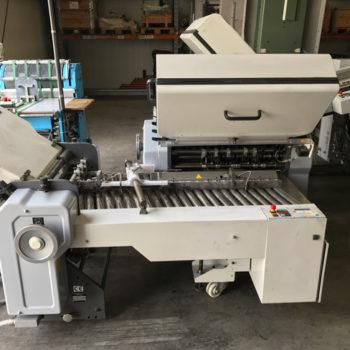 Heidelberg Stahlfolder TD 78 with pallet feeder, heidelberg TD 78 442 folding machine