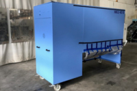 Hunkeler HKU 4510 Exhaust Unit used with perfect binder, used bindery machines, rob-son graphics international bv
