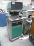 Citoborma nagel paper drilling machines 4 head paper drilling machine