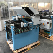 MBO K52 4KL folding machine, used mbo k52 folding machine, used folding machines MBO