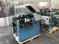 MBO K52 4KL folding machine, used mbo k52 folding machine, used folding machines MBO