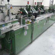 Sitma 950 inserting machine / foil packaging machine, used sitma foil packaging machine, used packaging machine