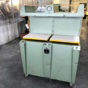Zechini Double Book Press, used book press, used twin press, used zechini presse