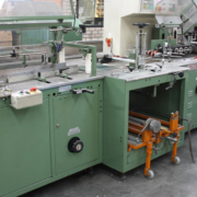 Used Sitma C705 Poly Wrapping Machine Used Sitma foil machines