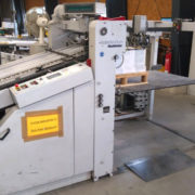 Heidelberg Stahlfolder KD 78 4KL, used heidelberg kd 78, heidelberg folding machine, heidelberg stahlfolder, used folding machines, rob-son graphics international bv