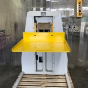 Used Polar L450 Pile Lift Used Polar Mohr bindery machines