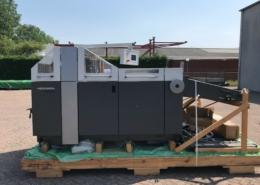 used Heidelberg Speedbander SFA-603 banding delivery