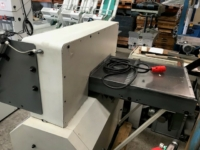used SEM FL 58 paper cutting machine / guillotine, used paper cutting machine