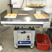 used heidelberg knife folding unit VFZ 52 D