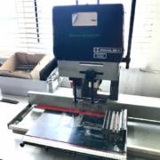 Nagel Citoborma 280b paper drilling machine two head