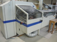 used Kolbus KM 470 perfect binder Kolbus HD 142.P three knife trimmer