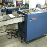 James Burn EMC 300 punching machine Herzog + Heymann