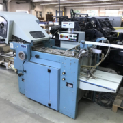 MBO T400 4/4 folding machine