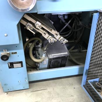 MBO T400 4/4 folding machine
