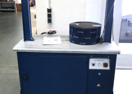 Mosca RO-M strapping machine