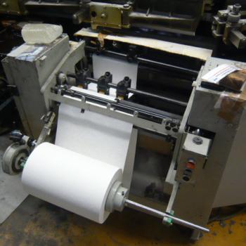Kolbus KM 470 perfect binding line 1999