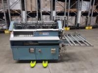 Hunkeler VEA 520 KS end sheet gluing pasting machine